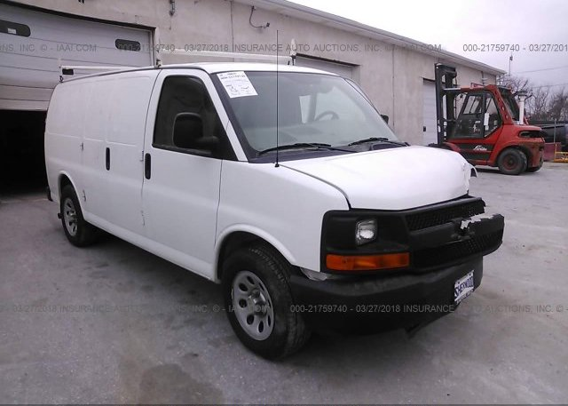 Inventory #178771623 2012 Chevrolet EXPRESS G1500