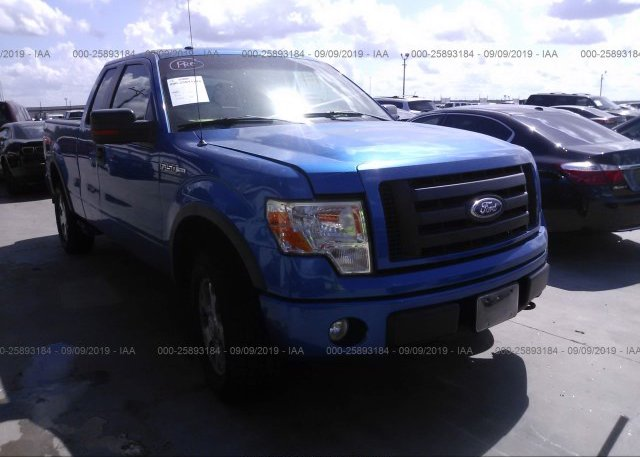 Inventory #133724878 2010 FORD F150
