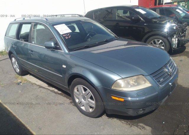 Inventory #360446016 2003 Volkswagen PASSAT