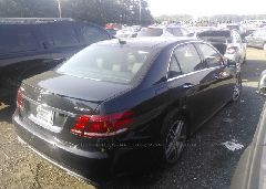 2015 Mercedes-benz E - WDDHF8JB8FB121734 rear view