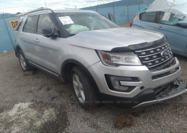 Inventory #811352724 2016 FORD EXPLORER