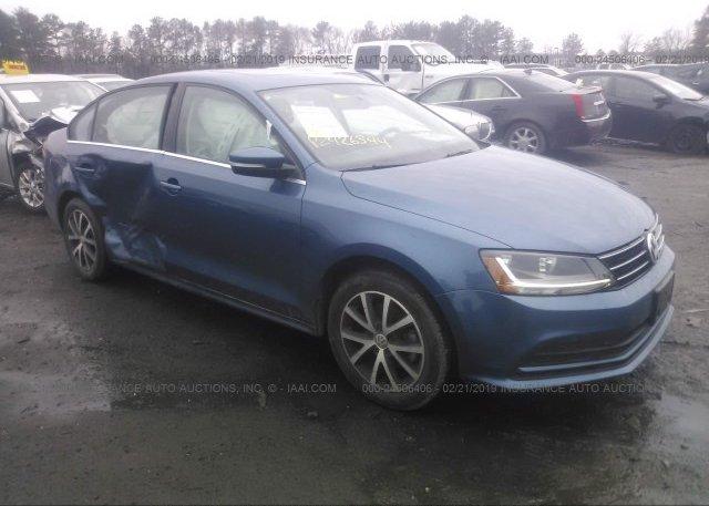 Inventory #137410922 2017 Volkswagen JETTA