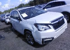 2018 Subaru FORESTER - JF2SJAWC5JH456268 Left View