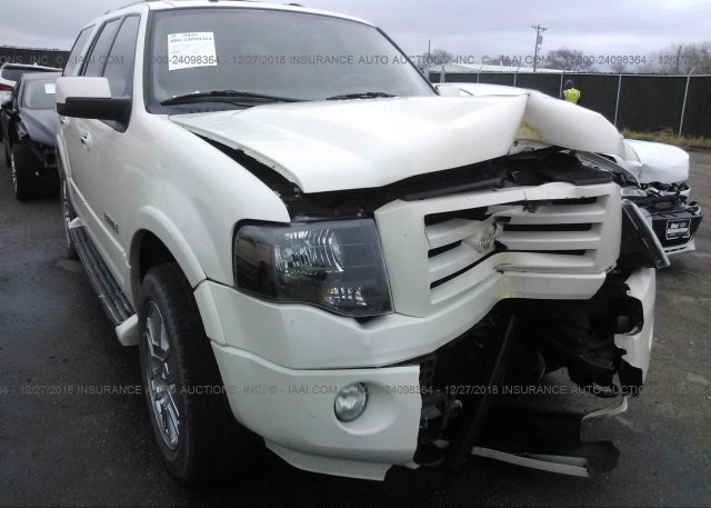 Inventory #689089349 2007 FORD EXPEDITION