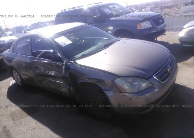 Inventory #611979467 2003 NISSAN ALTIMA