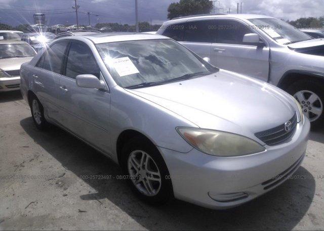 Inventory #979959793 2002 Toyota CAMRY