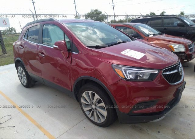 Inventory #385267023 2018 Buick ENCORE