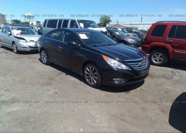 Inventory #734476028 2013 Hyundai SONATA