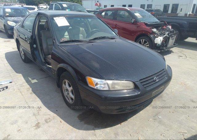 Inventory #632455704 1997 Toyota CAMRY