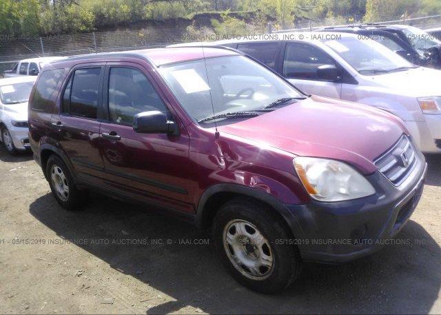 Inventory #479811588 2005 Honda CR-V