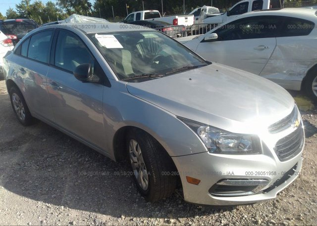 Inventory #133614117 2016 Chevrolet CRUZE LIMITED