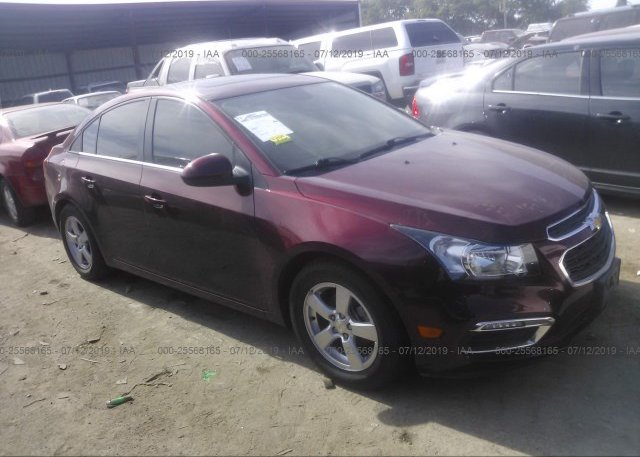 Inventory #569680096 2016 Chevrolet CRUZE LIMITED