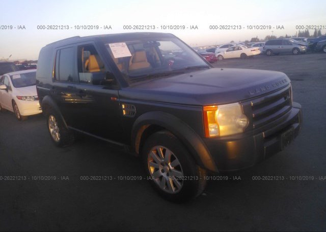 Inventory #354193667 2005 Land Rover LR3