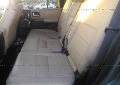 2005 Land Rover LR3 - SALAD25495A312473 front view