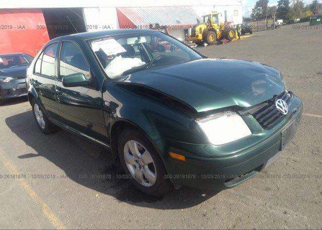 Inventory #155094473 2001 Volkswagen JETTA