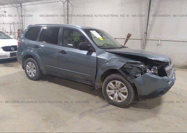 Inventory #551046227 2009 Subaru FORESTER