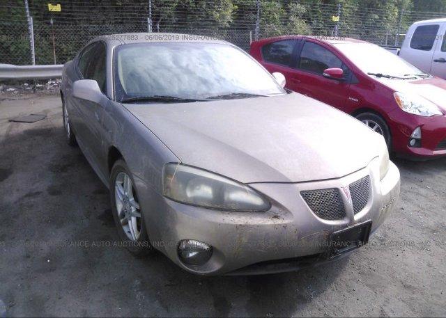Inventory #537180156 2007 Pontiac GRAND PRIX