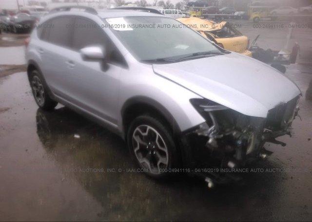 Inventory #538667397 2015 Subaru XV CROSSTREK