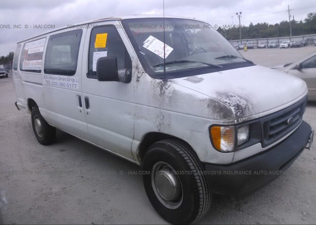 Inventory #438685389 2003 FORD ECONOLINE