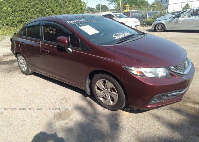 Inventory #447353050 2014 Honda CIVIC