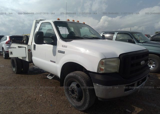 Inventory #748268629 2007 FORD F350