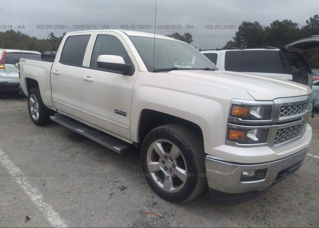 Inventory #354014736 2015 Chevrolet SILVERADO