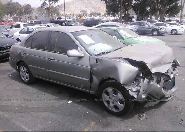 Inventory #424618762 2005 Nissan Sentra