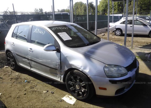 Inventory #941889315 2006 Volkswagen RABBIT