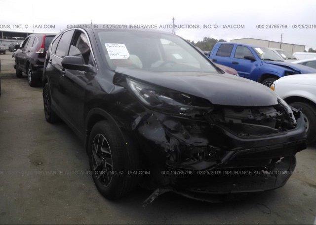 Inventory #772938075 2016 Honda CR-V