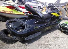 2012 SEADOO RXT-260 - YDV14631B212 rear view