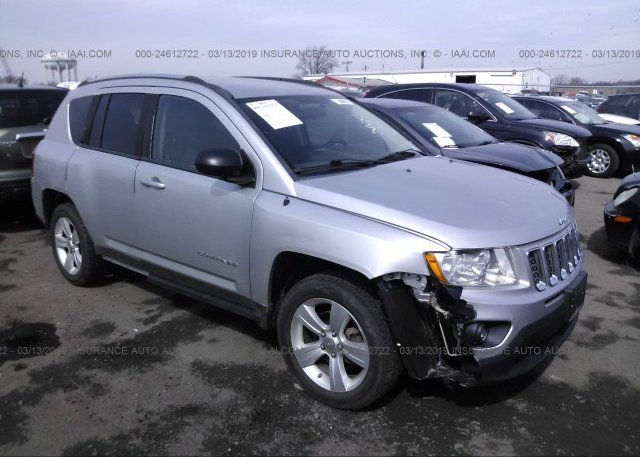 Inventory #283021454 2012 JEEP COMPASS
