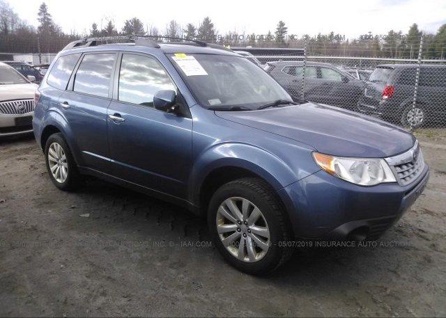 Inventory #478232642 2012 Subaru FORESTER
