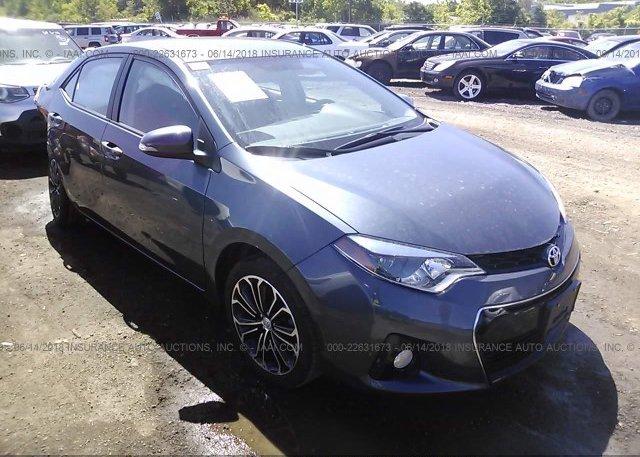 Inventory #831346576 2016 Toyota COROLLA