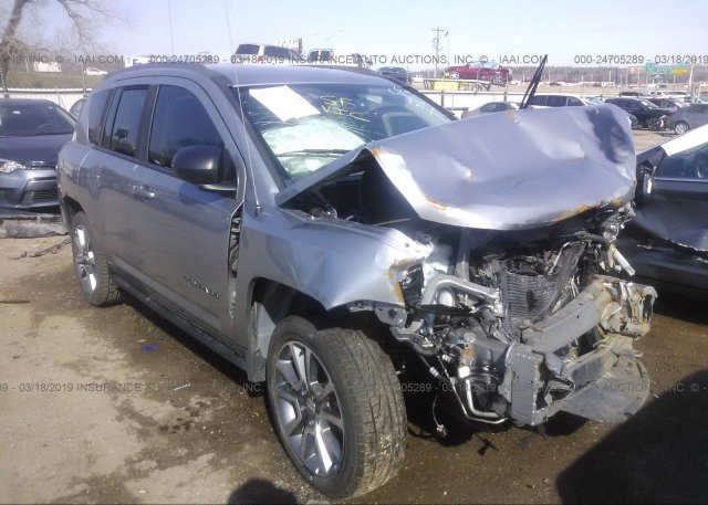 Inventory #432757467 2016 JEEP COMPASS