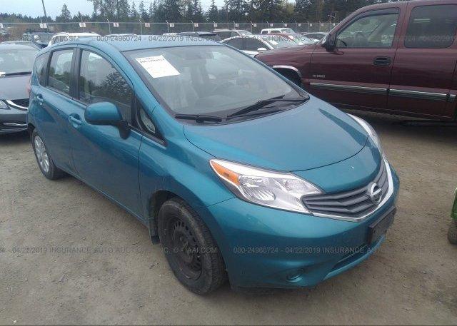 Inventory #656997239 2014 Nissan VERSA NOTE