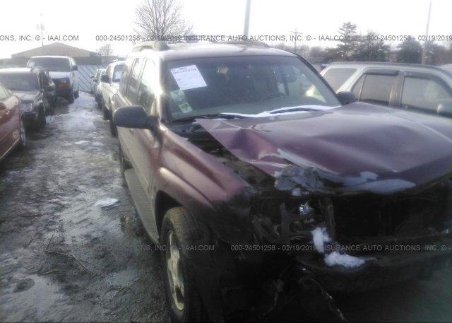 Inventory #977860179 2004 Chevrolet TRAILBLAZER