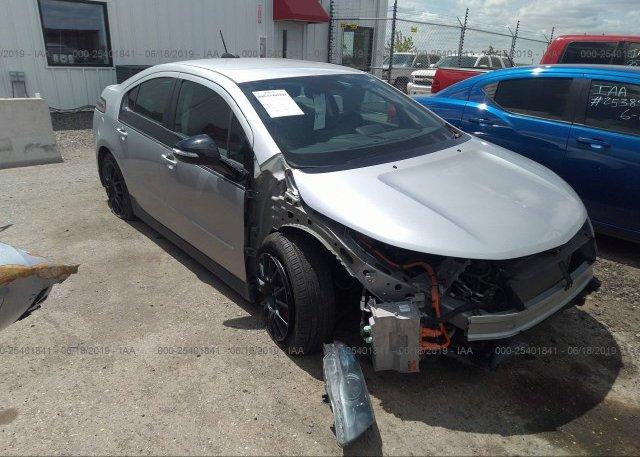 Inventory #236815838 2015 Chevrolet VOLT