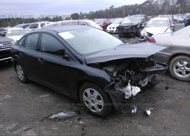 Inventory #291013991 2015 FORD FOCUS