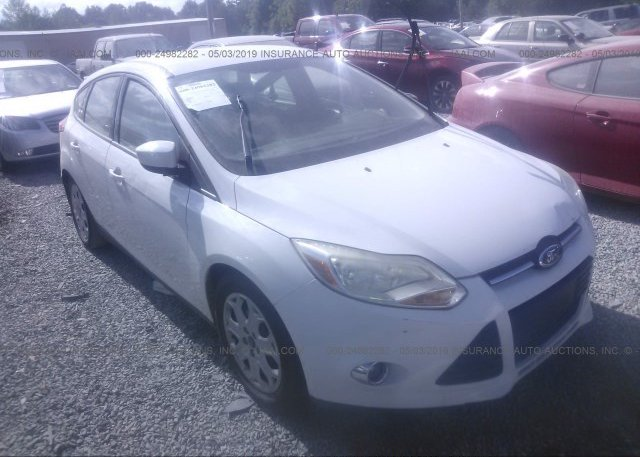 Inventory #986956436 2012 FORD FOCUS