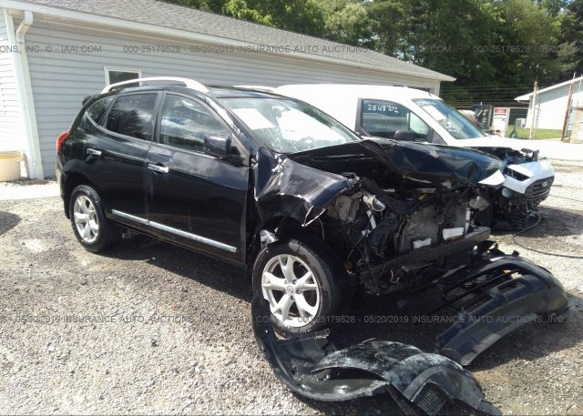 Inventory #114209670 2011 Nissan ROGUE