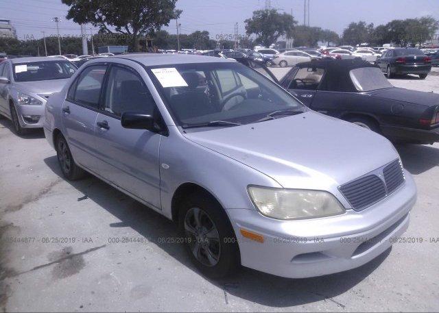 Inventory #271470398 2003 Mitsubishi LANCER