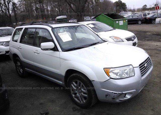 Inventory #768068257 2007 Subaru FORESTER
