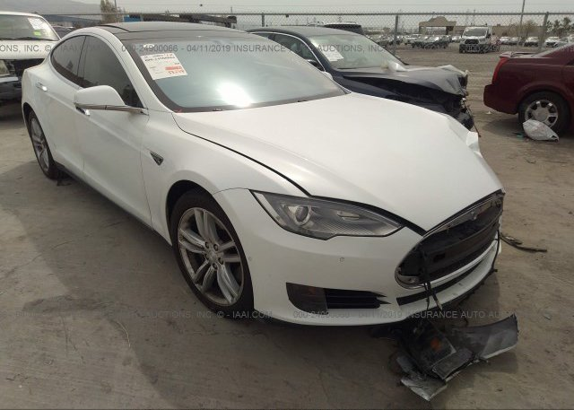 Inventory #404093504 2015 Tesla MODEL S