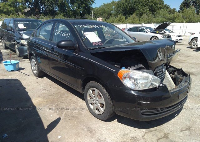 Inventory #999531885 2009 Hyundai ACCENT