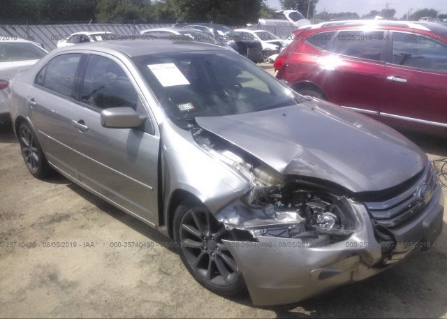 Inventory #400297009 2008 FORD FUSION
