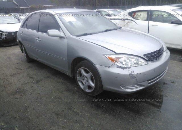 Inventory #332752943 2003 Toyota CAMRY