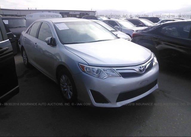 Inventory #267045440 2014 Toyota CAMRY