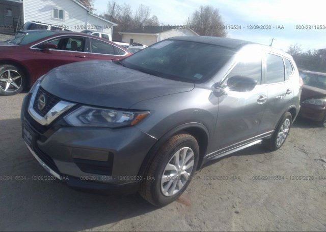 из сша 2020 NISSAN ROGUE 5N1AT2MT5LC787358