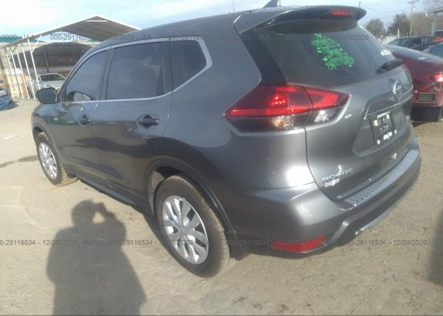 купить 2020 NISSAN ROGUE 5N1AT2MT5LC787358