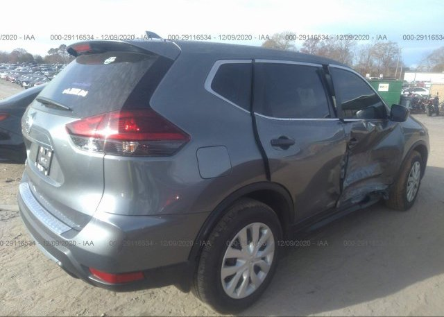 цена в сша 2020 NISSAN ROGUE 5N1AT2MT5LC787358